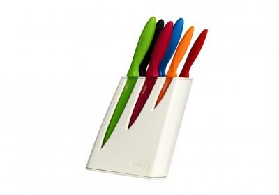 Zyliss E920020 6lı Renkli Blok Bıçak Seti - Thumbnail