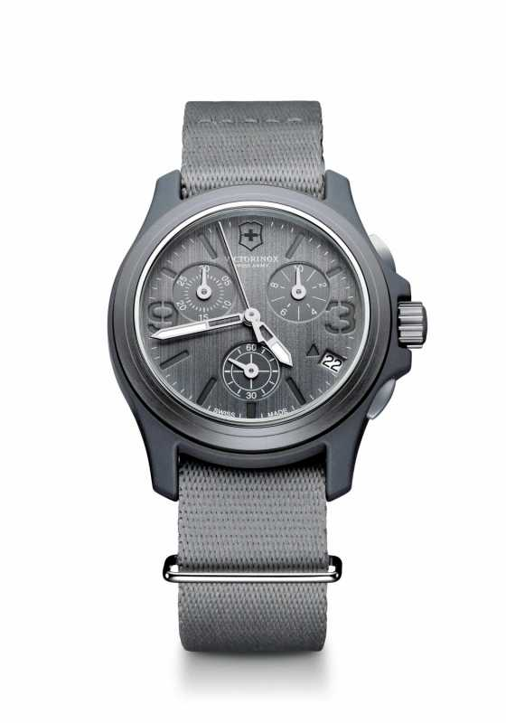 Victorinox Swiss Army 241532 Original Chronograph Saat