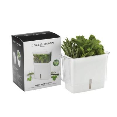 Cole & Mason H105159 Bölmeli Yeşillik Saklama Kabı - Thumbnail