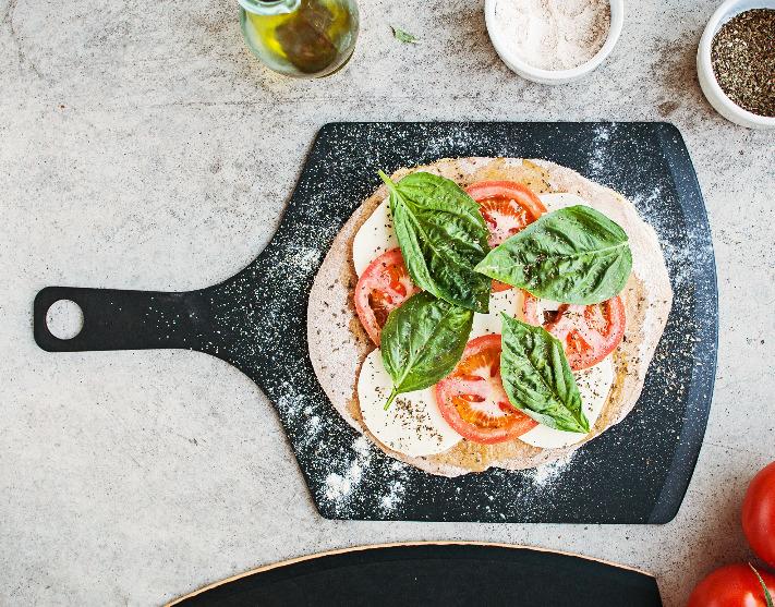 Epicurean 007-231402 Pizza Peels Slate Kesme ve Sunum Tahtası