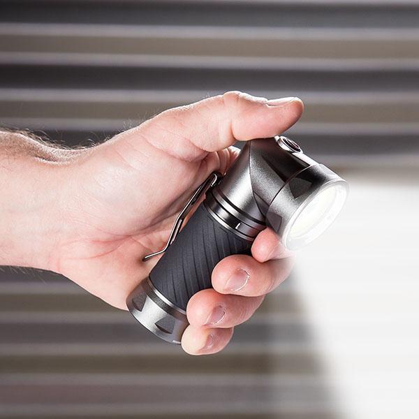 Nebo 6437 Cryket 250 Lümen LED Fener