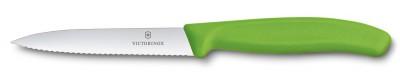 Victorinox 6.7736.L4 10cm Tırtıklı Soyma Bıçağı