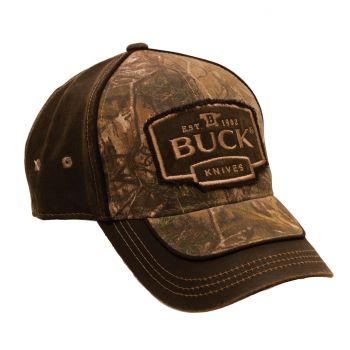 Buck (7763) Kamuflaj Şapka