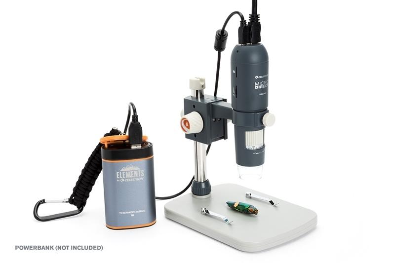 Mikroskop celestron 44316 1080p hdmi girişli dijital mikroskop