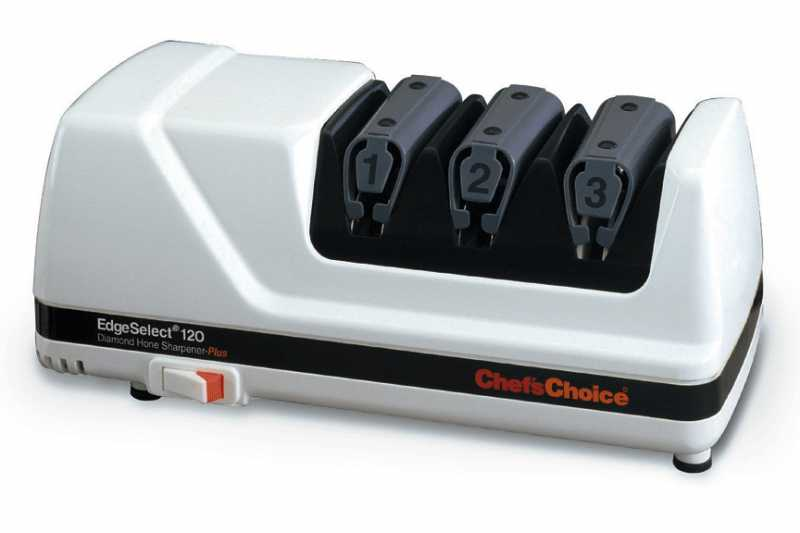 Chef'sChoice M120.W Beyaz Elektrikli Bileme Makinesi