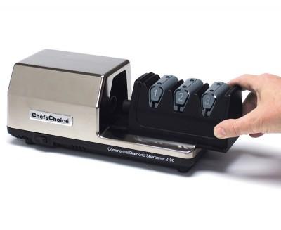 Chef'sChoice M2100 Profesyonel Elektrikli Bileme Makinesi - Thumbnail