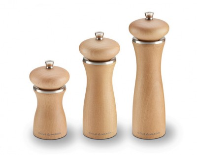 Cole & Mason HS0855P Sherwood Sand 200mm Tuz Değirmeni - Thumbnail