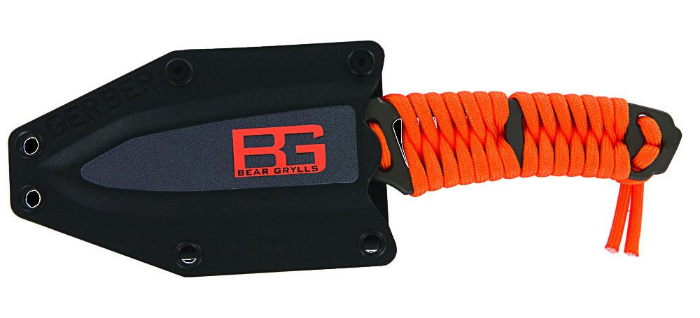 Gerber Bear Grylls Paracord Fixed Bıçak (31-001683)