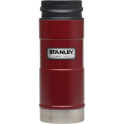 Stanley Classic Tek El Termos Bardak 0,35 Lt - Bordo - Thumbnail