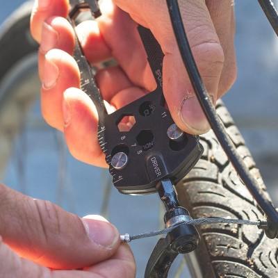 True Utility 210 Cycle-On 30 fonksiyonlu Bisiklet Tamir Seti - Thumbnail