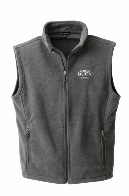 Buck (6353) Men's Zip-Up Polar Yelek - L