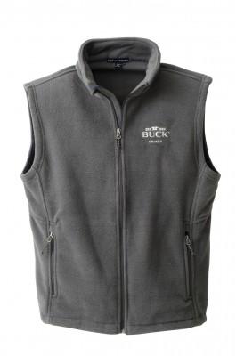 Buck (6354) Men's Zip-Up Polar Yelek - XL - Thumbnail