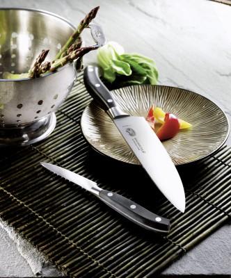 Victorinox 7.7403.20G Kutulu Dövme Çelik Şef Bıçağı - Thumbnail