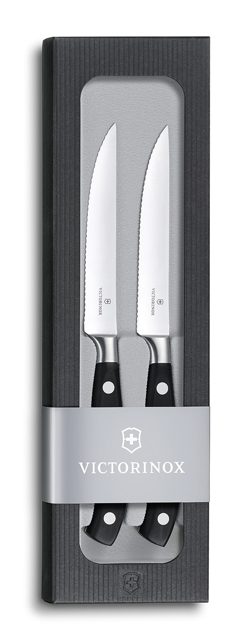 Victorinox 7.7242.2W Testere Ağızlı Steak-Biftek Bıçağı Seti