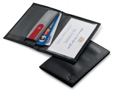 Victorinox 4.0873.L SwissCard Deri Cüzdan - Thumbnail