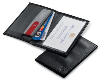 Victorinox 4.0873.L SwissCard Deri Cüzdan