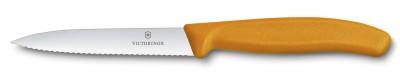 Victorinox 6.7736.L9 10cm Tırtıklı Soyma Bıçağı